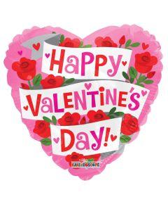 """18"""" Valentine Roses"""