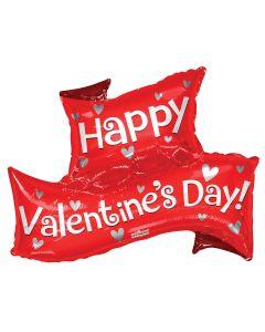 """36"""" Valentine's Day Banner"""