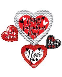 """36"""" Valentine Messages"""