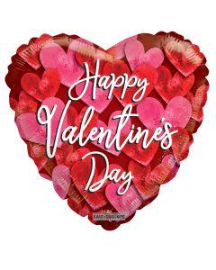 "9"" Paper Hearts Valentine"
