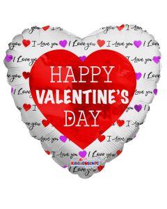 "9"" Valentine Full of Love"