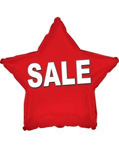 "18"" Sale Star"