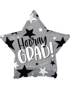 """18"""" Hooray Grad Stars"""