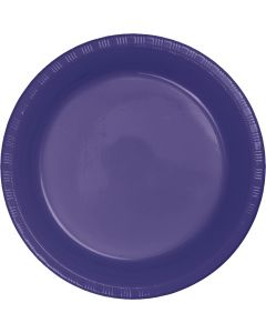 "Purple 7"" Plates 20ct"