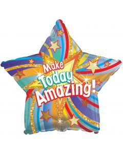 "9"" Make Today Amazing!"