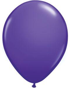 """11""""Purple Violet 100ct"""
