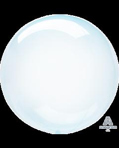 """18"""" Crystal Clearz - Blue"""