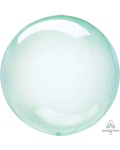 "18"" Crystal Clearz - Green"