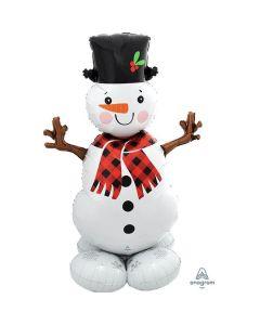 "55"" Airloonz Snowman"