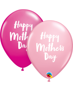 """11"""" Mother's Day Script 50ct"""