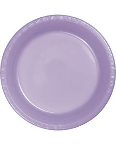 "Lilac 10"" Plates 20ct"