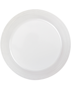 """Clear 10"""" Plates 20ct"""