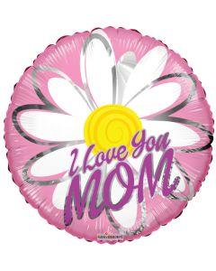 """18"""" I Love Mom Daisy"""