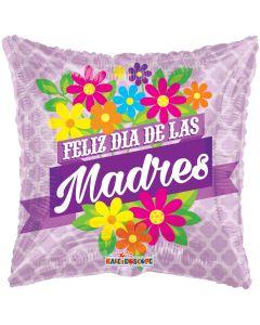 """18"""" Feliz Dia Madres Daisies"""