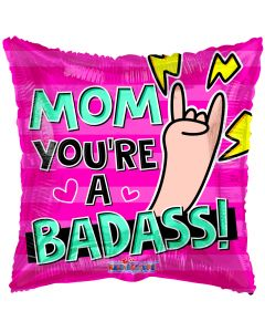 """18"""" Mom, You're Bad!"""