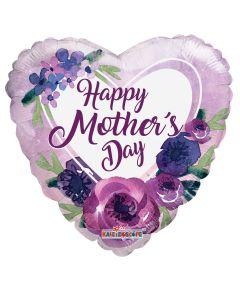 "9"" Mother's Day Violets Pink"