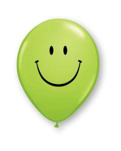 "11"" Smiley Fun Assort 50ct"