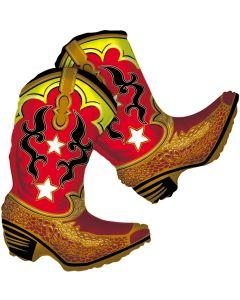 """36""""Dancing Boots"""