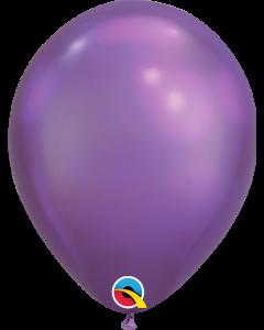"7"" Chrome Purple 100ct"