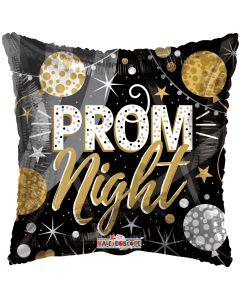 "18"" Prom Night Celebration"