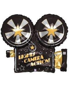"32"" Lights Camera"