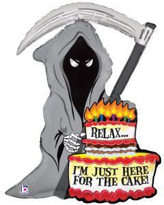 """35"""" Grim Reaper-"""