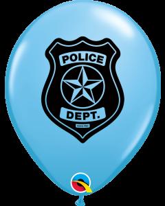 "11"" Police Dept 50ct"