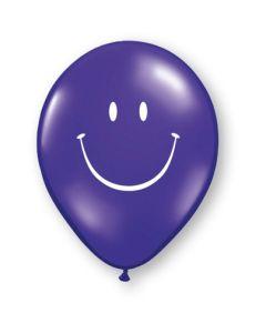 "11""Smile Face Jewel Assort 50ct"