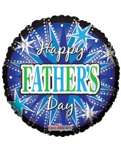 """18"""" Father's Day Sparkles"""