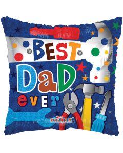 "18"" Best Dad Tools"