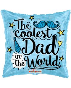 "18"" Coolest Dad"