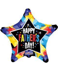 """9"""" Father's Day Star"""