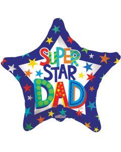 "9"" Super Star Dad"