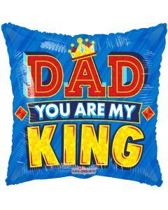 """18"""" King Dad!"""