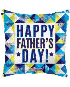 """18"""" Father's Day Squares"""