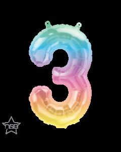 "16"" Jelli Ombre #3"