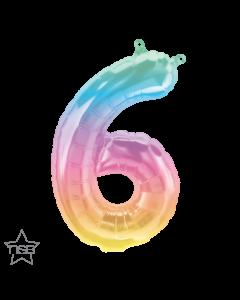 "16"" Jelli Ombre #6"