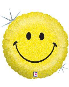 """18"""" Sparking Smiley Face Pkg"""