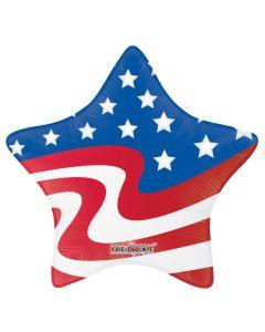 "9"" Stars & Stripes"