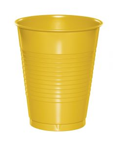 Yellow Gold 16Oz Cups 20Ct