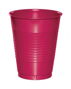 Hot Pink 16Oz Cups 20ct