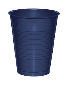 Navy Blue 16 oz Cups 20ct