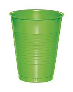 Lime Green 16 oz Cups 20ct