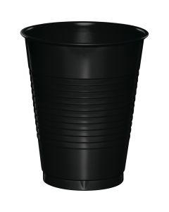 Black 16 Oz Cups 20Ct