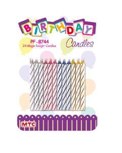 """2.5"""" Magic Relite Candles 24ct"""