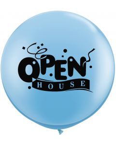 3' Open House Yellow 1ct
