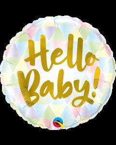 """18"""" Hello Baby! Pkg"""