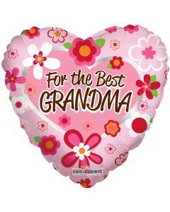 "18"" For The Best Grandma"