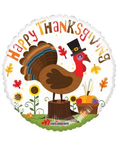 "18"" Tom Turkey Thanksgiving"