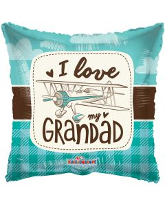 "18"" I Love My Granddad"